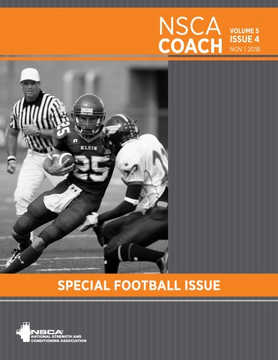 NSCA Coach Special Football Issue