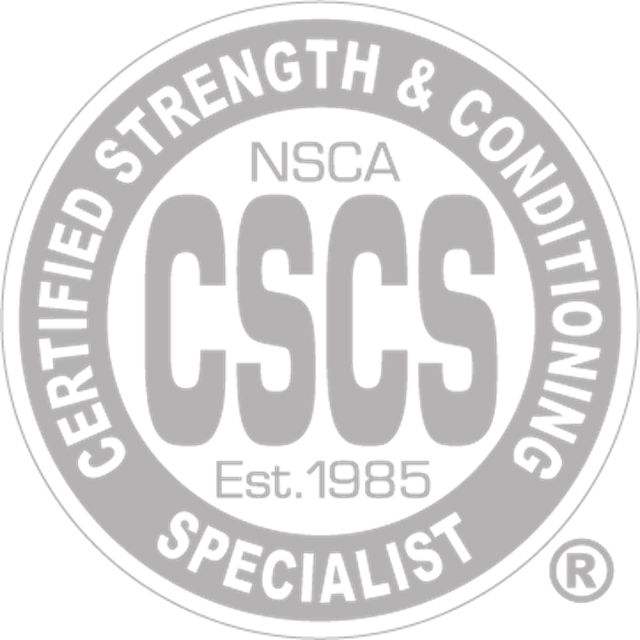 certification | nsca