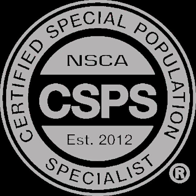 Certification Nsca