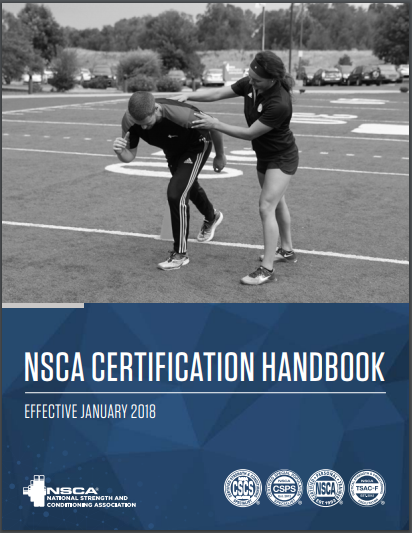 NSCA-Certified Personal Trainer® (NSCA-CPT®) Exam Description